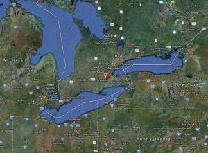 Ohsweken, Ontario